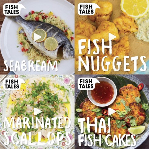 instagram học nấu ăn Bartsfishtales