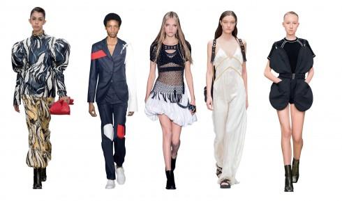 thế giới thời trang: J.W.Anderson, Jacquemus, Louis Vuitton, Burberry, Jacquemus