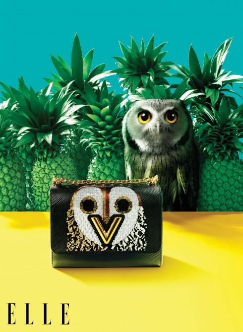 Phụ kiện thời trang Túi Twist Bag của Louis Vuitton