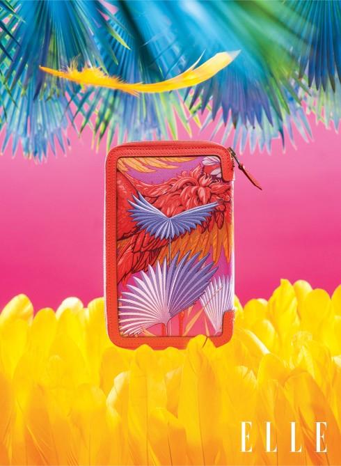 Phụ kiện thời trang chiếc ví của Hermès
