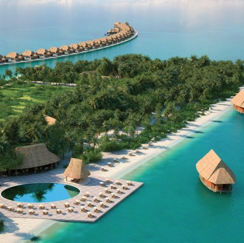 Bí quyết làm đẹp tại Maldives