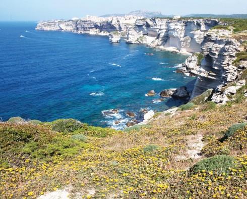 Du lịch pháp: Corsica Địa hình độc đáo của hòn đảo lớn thứ tư vùng Địa Trung Hải