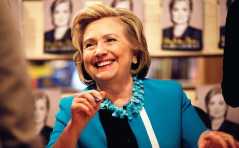 Hillary Clinton - trái tim của hoa hồng