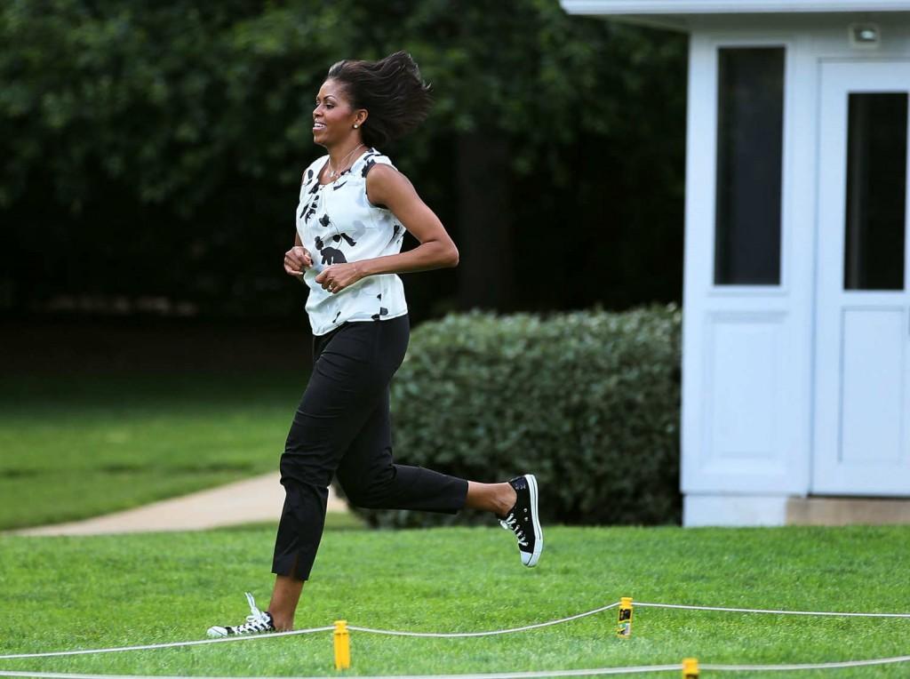 Lý do để Michelle Obama thành hình mẫu lý tưởng của mọi phụ nữ 5