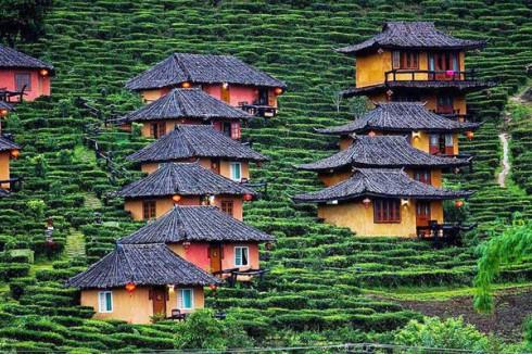Những ngôi làng cổ tuyệt đẹp ở Châu Á cho chuyến du lịch bụi 1