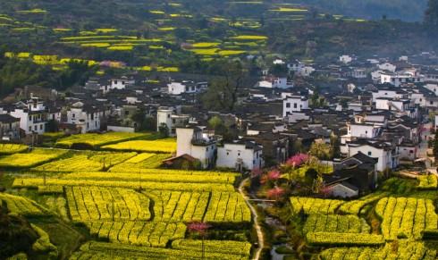 Những ngôi làng cổ tuyệt đẹp ở Châu Á cho chuyến du lịch bụi 12