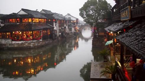 Những ngôi làng cổ tuyệt đẹp ở Châu Á cho chuyến du lịch bụi