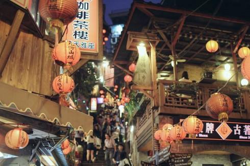 Làng Jiufen còn là nơi lưu giữ nhiều nét đẹp văn hóa truyền thống của người dân Đài Loan.