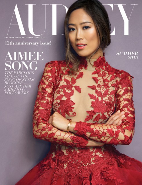 Tài khoản instagram fashionista Aimee Song: @songofstyle