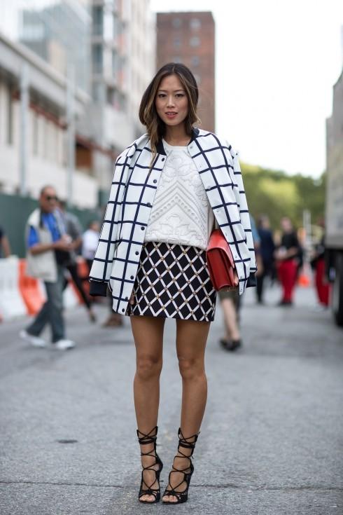 Aimee là Fashionista gốc Hàn quyền lực của làng thời trang thế giới.