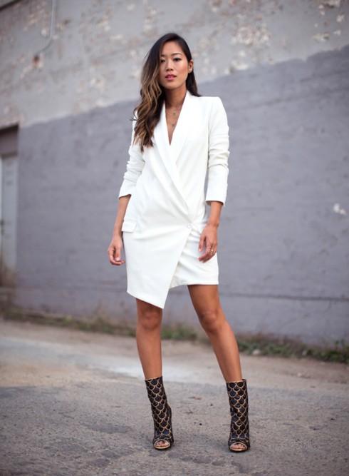 Tài khoản instagram fashionista Aimee Song