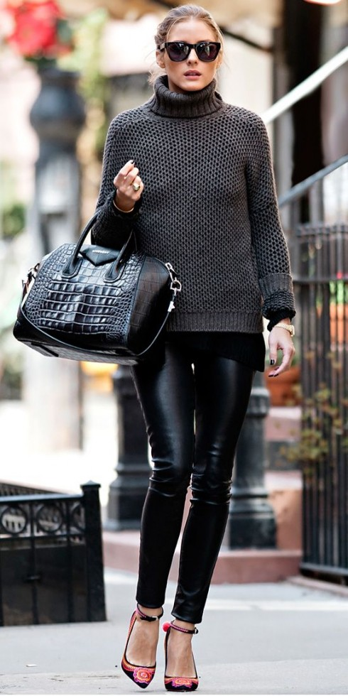 Tài khoản instagram fashionista Olivia Palermo