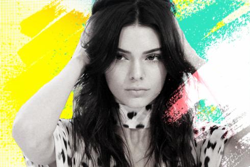 Tài khoản Snapchat người nổi tiếng: Kendall Jenner