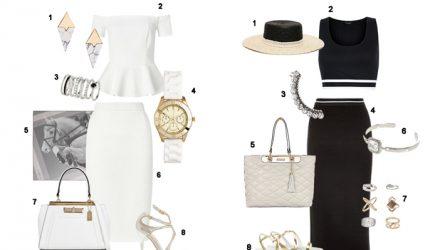 ELLE Style Calendar: Trang phục đồng bộ (04/07 – 10/07)