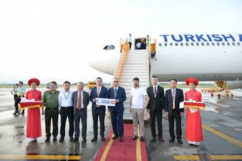 Với việc đưa vào khai thác đường bay thẳng giữa hai quốc gia, Turkish Airlines mang đến ngày càng nhiều lựa chọn du lịch thuận tiện cho du khách Việt Nam.