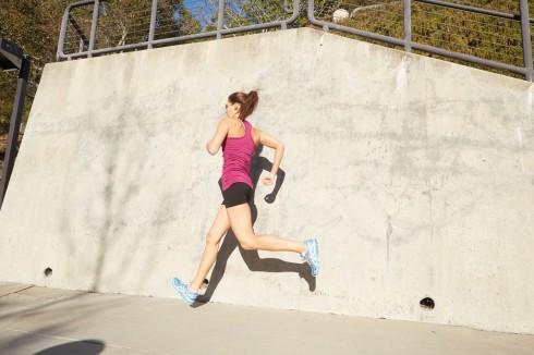 Chạy bộ trên nhiều địa hình giảm cân