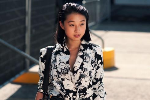 Tài khoản instagram fashionista Margaret Zhang