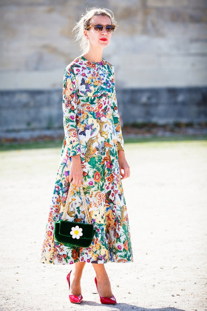 Tài khoản instagram fashionista Natalie Joos