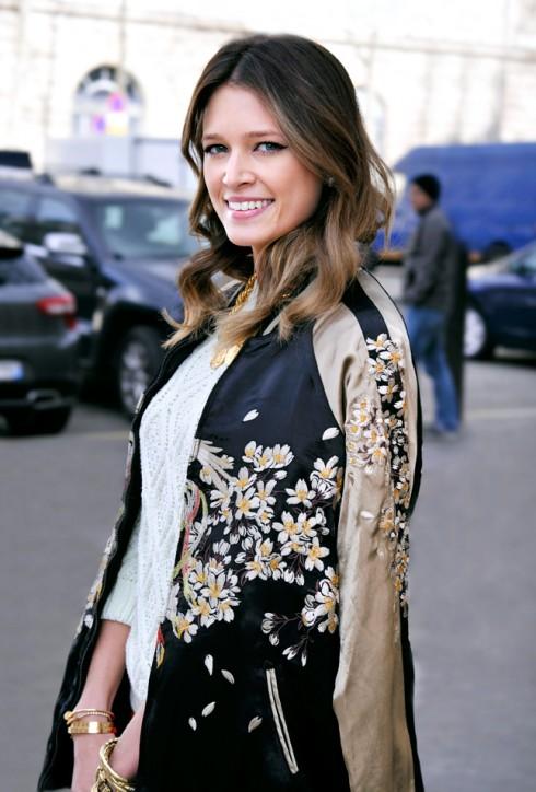Tài khoản instagram fashionista Helena Bordon