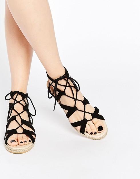 6 kiểu giày sandal nữ đẹp dành cho mùa Hè 22