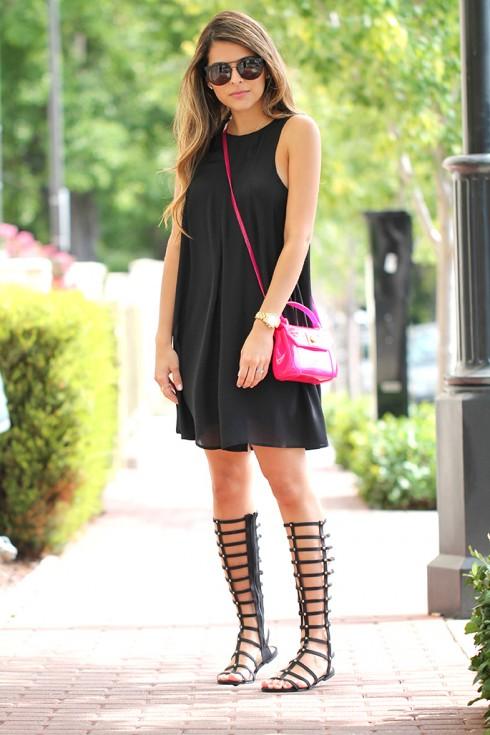 6 kiểu giày sandal nữ đẹp dành cho mùa Hè