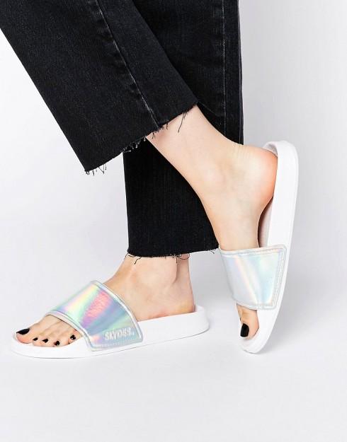 Slide Sandal đẹp dành cho mùa Hè
