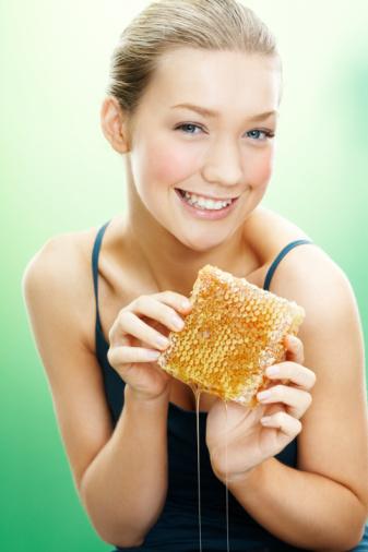 Cách giảm cân hiệu quả với mật ong