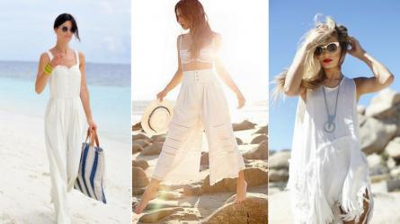 5 set đồ hot nhất cho bạn gái khi đi du lịch biển