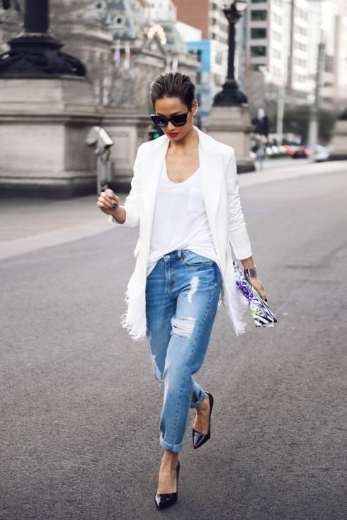 4 món đồ thời trang nam bạn nên mượn từ người yêu áo thun T-Shirts