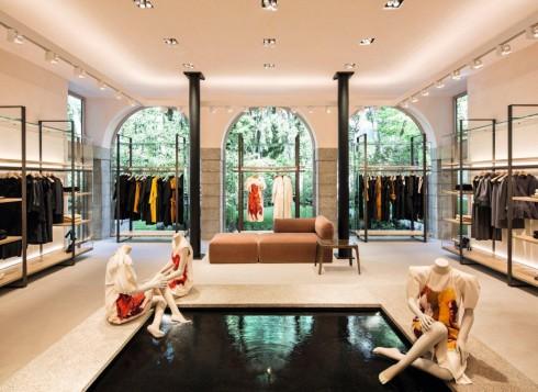 Địa điểm du lịch tại Fashion Quadrangle (Milan, Ý)-2