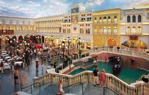 Địa điểm du lịch tại Grand Canal Shoppes (Las Vegas, Mỹ)-3