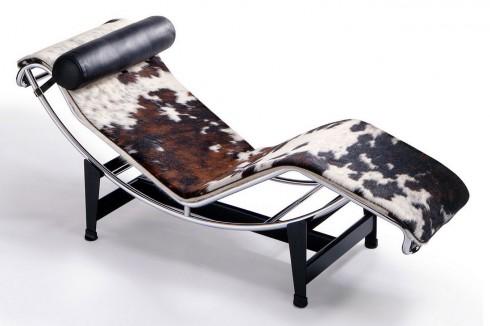 mẫu ghế dài LC 4