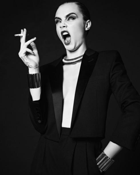 Le Smoking – vest cao cấp huyền thoại của YSL 7