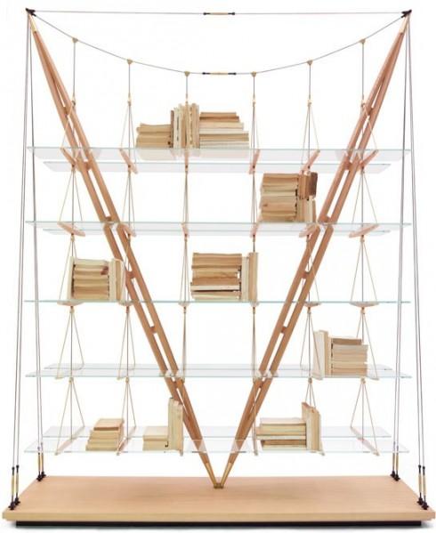 Veliero bookcase
