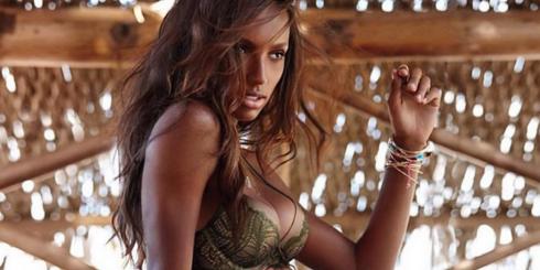 Người mẫu Victoria's Secret Jasmine Tookes