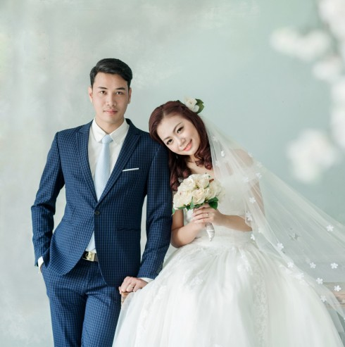 Cặp đôi Giải Nhất 2015, Chú rể Nguyễn Mạnh Dương _Cô dâu Phạm Vân Anh