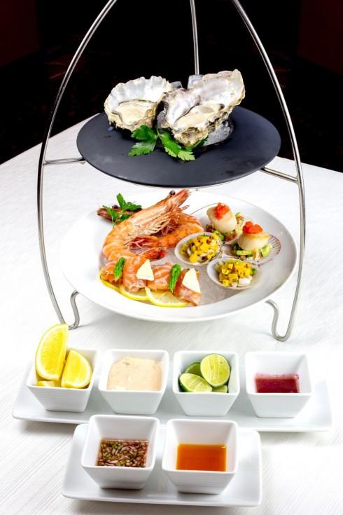 Đĩa hải sản