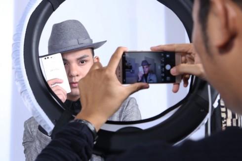 Sự kiện ra mắt Huawei P9