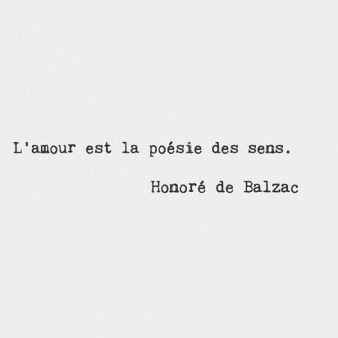 Danh ngôn tình yêu lãng mạn của Honore de Balzac
