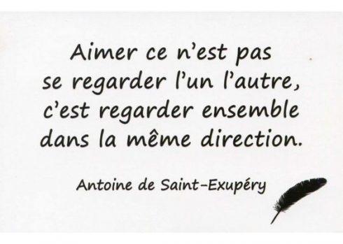 Danh ngôn tình yêu lãng mạn của Antoine de Saint Exupéry