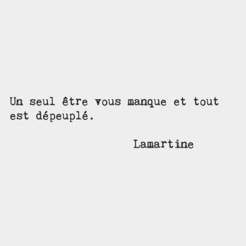 Danh ngôn tình yêu lãng mạn của Lamartine