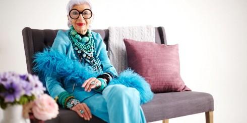 Biểu tượng thời trang Iris Apfel-8