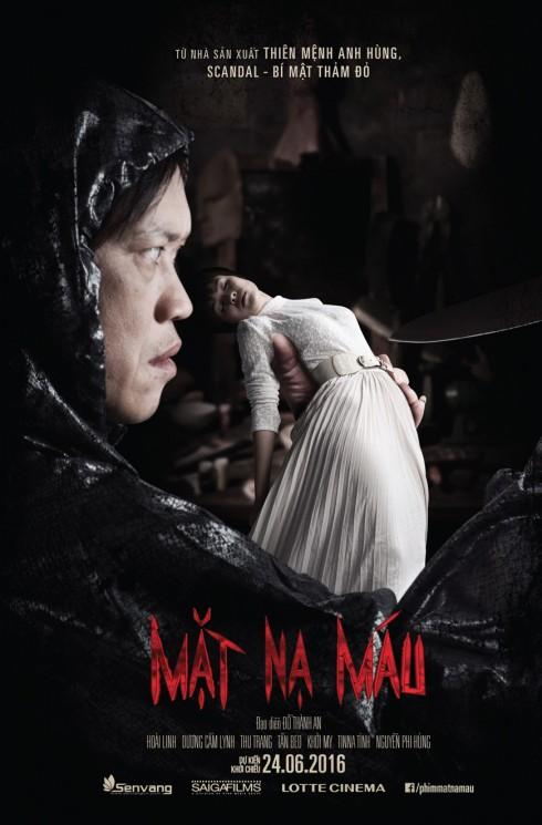 Phim rạp Việt Nam Mặt nạ máu