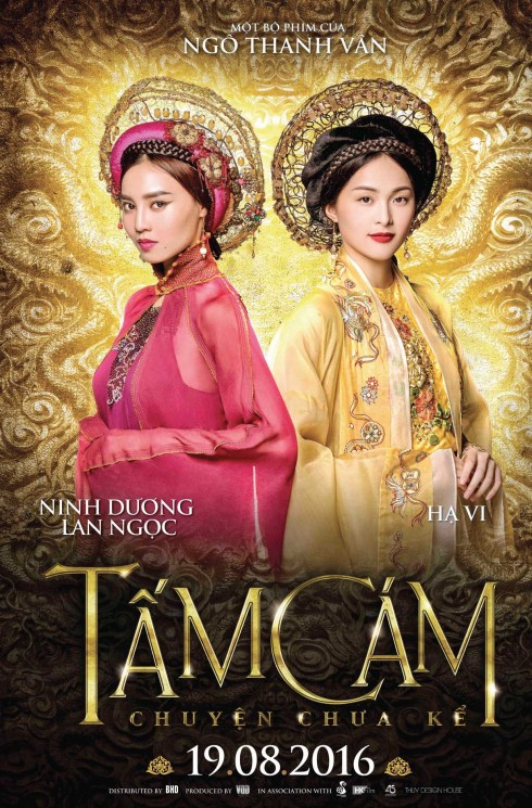 Phim rạp Việt Nam Tấm Cám: Chuyện chưa kể