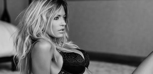 Người mẫu Victoria's Secret Martha Hunt