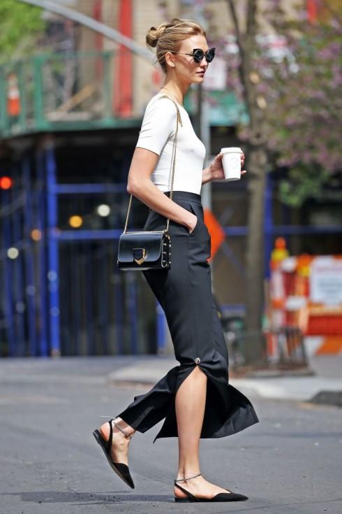 Chiếc túi yêu thích của siêu mẫu Karlie Kloss-1