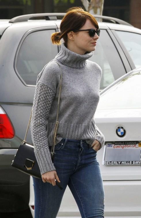 Chiếc túi yêu thích của siêu mẫu Karlie Kloss - Emma Stone