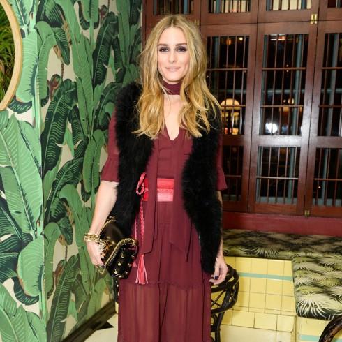 Chiếc túi yêu thích của Karlie Kloss - Fashion Icon Olivia Palermo