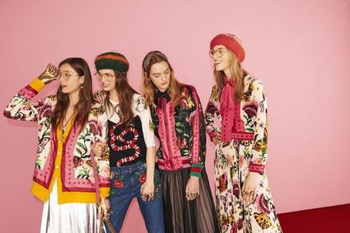 Gucci ra mắt bộ sưu tập thời trang Gucci Garden-1