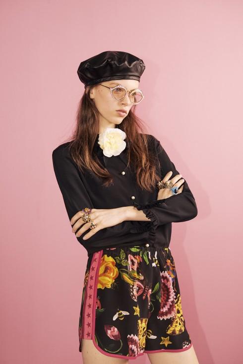 Gucci ra mắt bộ sưu tập thời trang Gucci Garden-10